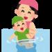 ベビースイミング水着の選び方 ポイントはサイズ、保温性、着せやすいもの